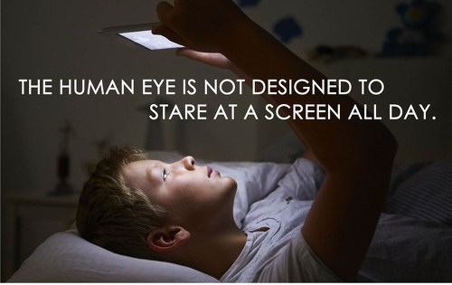 Unique Vision - Computer Lens