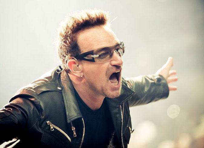 Bono glasses