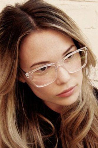 Revealing Glasses