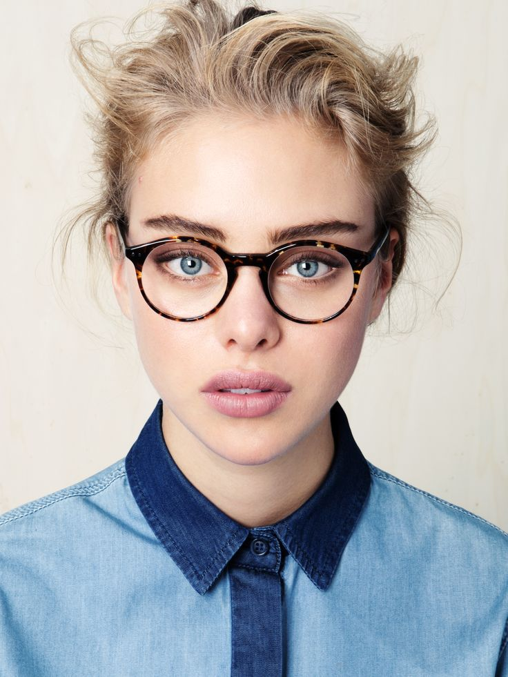 Eyebrows and Glasses