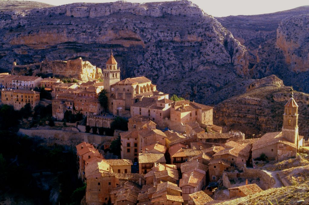 Albarracin, Aragon, Spain