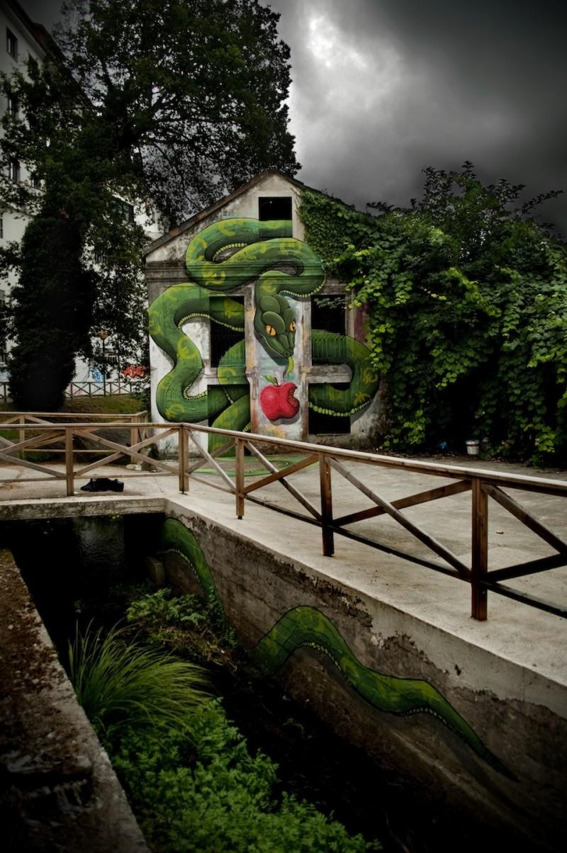 By sokram@desordescreativas2012 in Ordes, Galiza, Spain